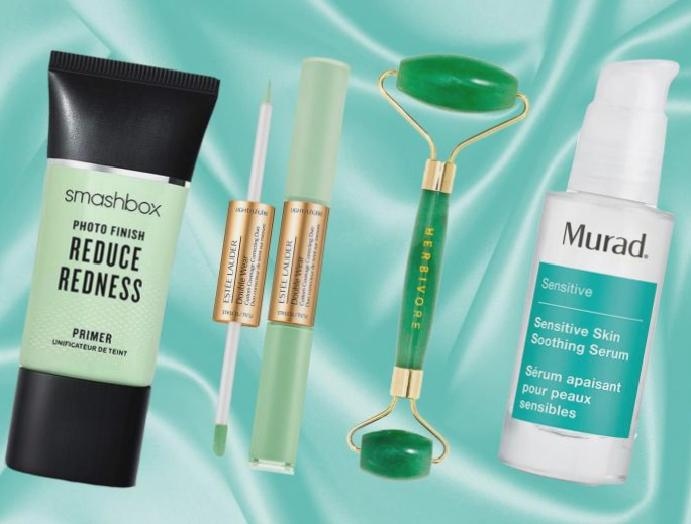 10 anti-redness products colour-correct, soothe hydrate inflamed
