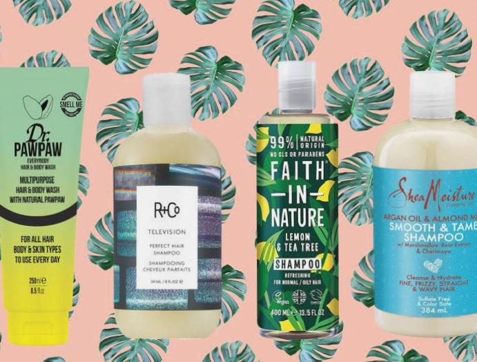 10 sulphate paraben shampoos conditioners