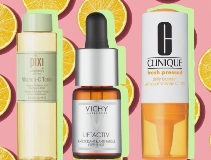 12 C skincare products brighter clearer