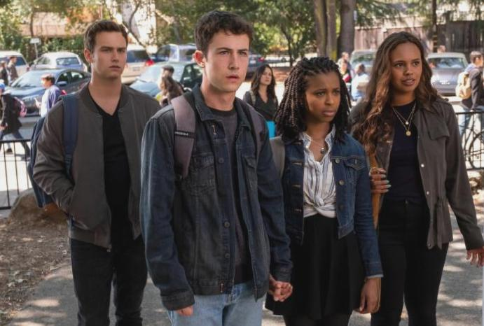 13 Reasons Why reflects shocking death: 'It feels loss'