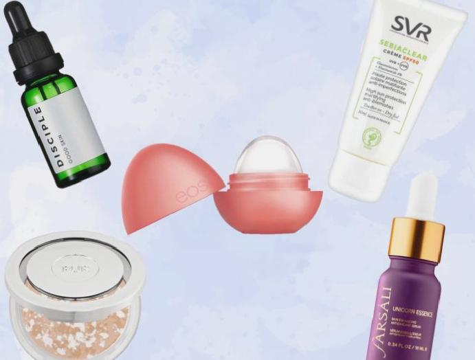 13 skincare products teens excess oil, blemishes redness