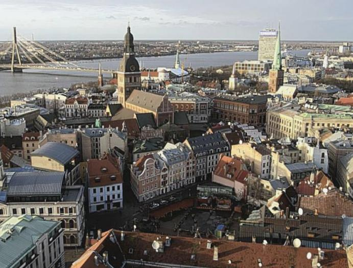 48 Hours In: Riga