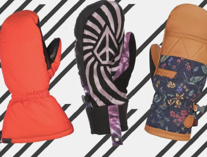8 women's snowboard gloves 2019/20: For beginners pros