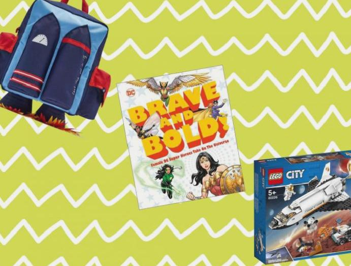 9 gifts five-year-olds, walkie talkies books games