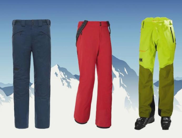 9 men's snowboard pants protected slopes