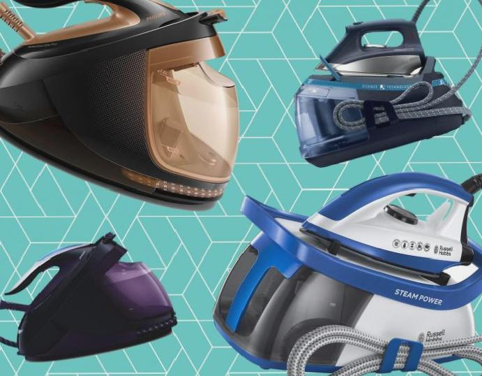 9 steam-generator irons tackling toughest creases