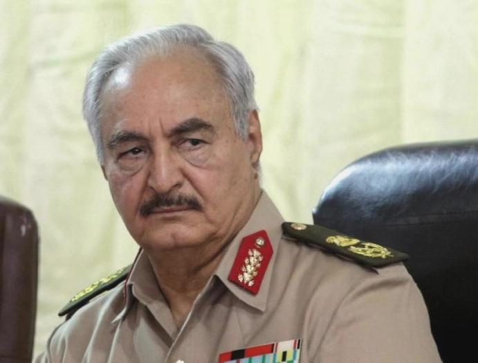 Absolute power: How warlord Khalifa Haftar's designs Libya emerged