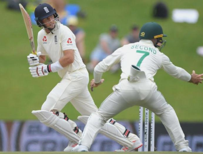 Advantage South Africa Test remains