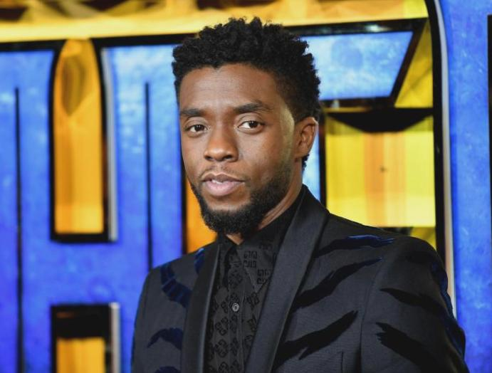 After Chadwick Boseman's death, using cancer?