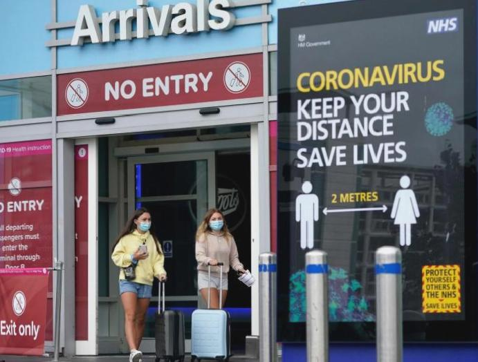 Air won't pre-coronavirus levels 2024, experts