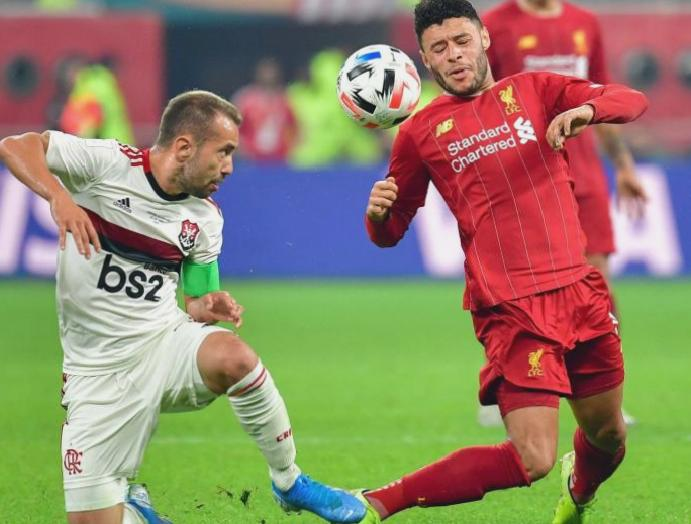 Alex Oxlade-Chamberlain 'a shadow' Liverpool's Club World Cup