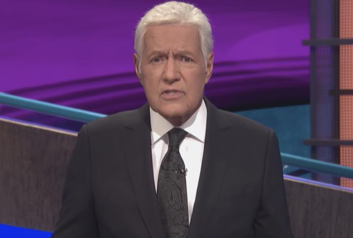 Alex Trebek: Jeopardy! discusses 'great pain' 'great depression'