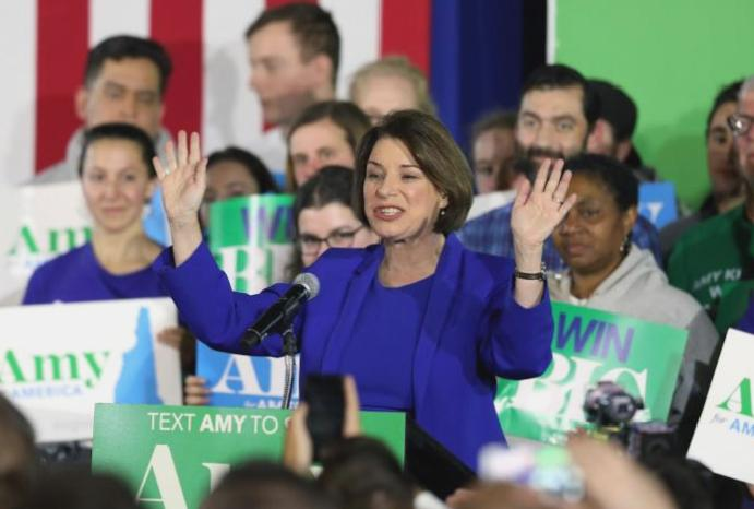 Amy Klobuchar Bernie Sanders' views aren't