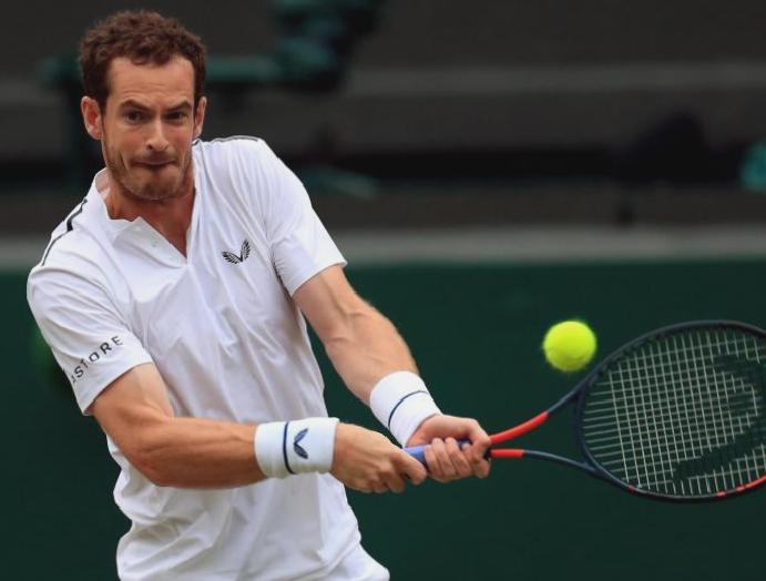 Andy Murray Battle Brits