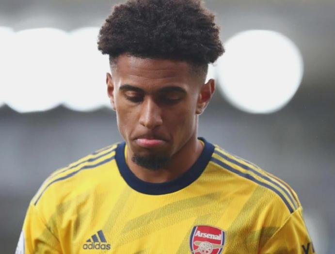Arsenal Mikel Arteta hails Reiss Nelson insists has 'potential wants'
