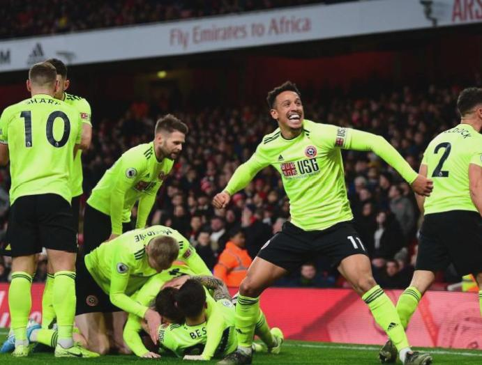 Arsenal Sheffield United result: Blades Gunners' Mikel Arteta relieved