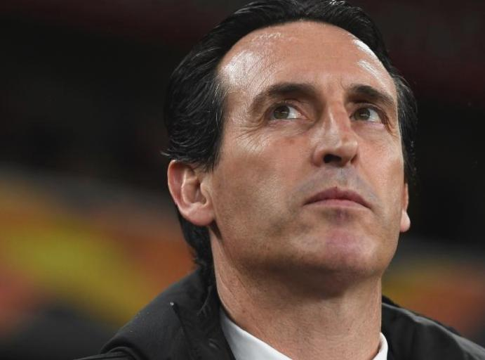 Arsenal players 'did attitude' claims Unai Emery