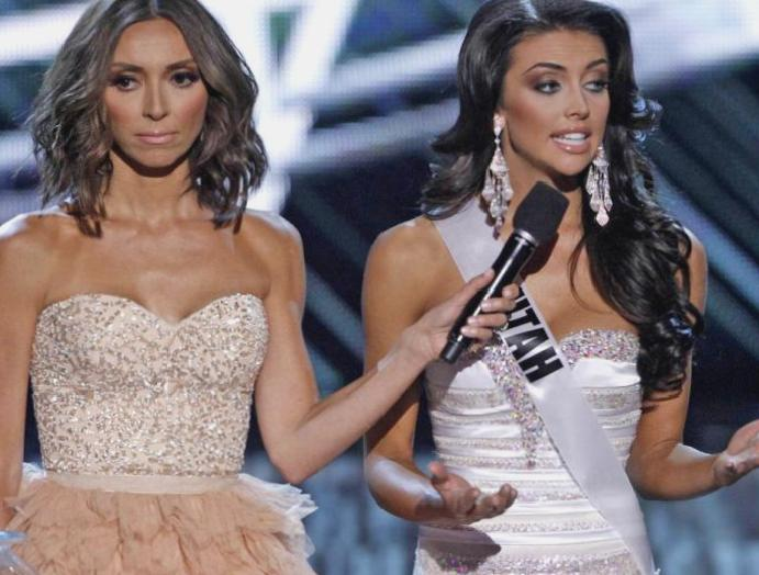 As queer Miss USA, pageantry means 2020