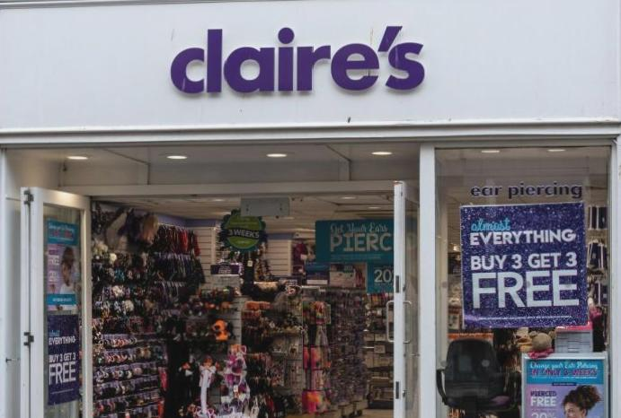 Asbestos Claire's products, FDA announces