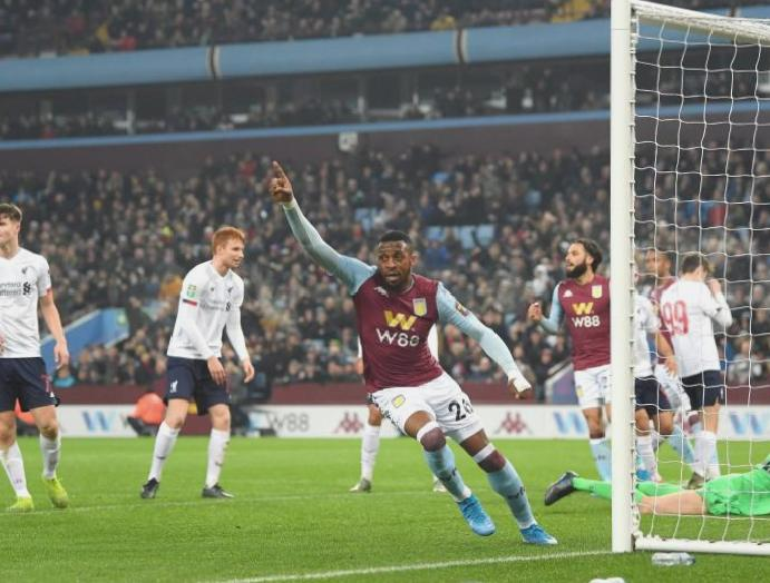 Aston Villa Liverpool: Youngsters beaten EFL Cup organisers are ones