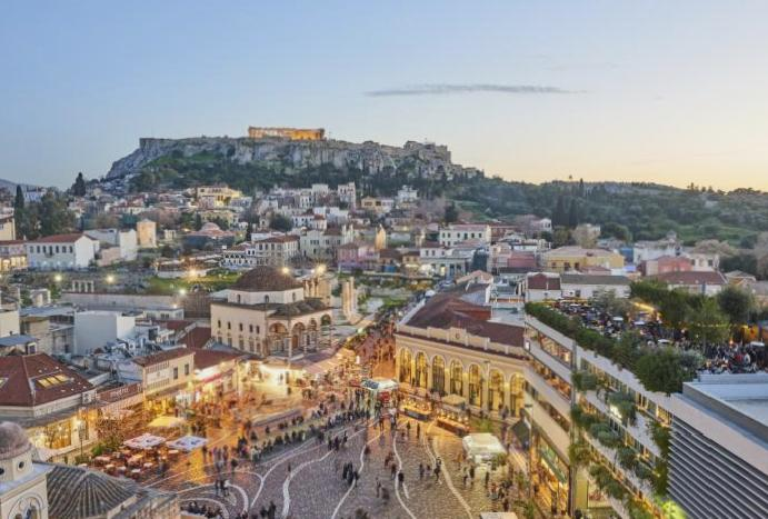 Athens guide: Where eat, drink, Greek