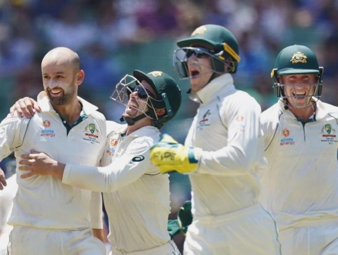 Australia convincing Test New Zealand days
