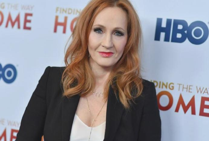 Authors JK Rowling's comments transgender