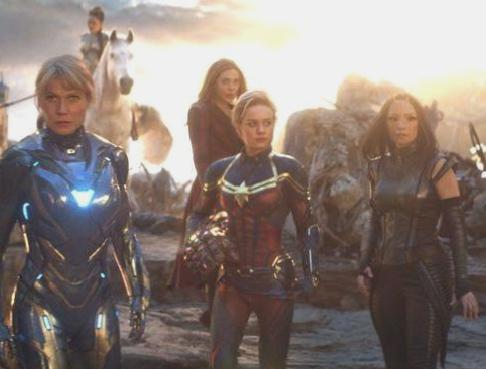Avengers reboot: This MCU's reported all-women ensemble