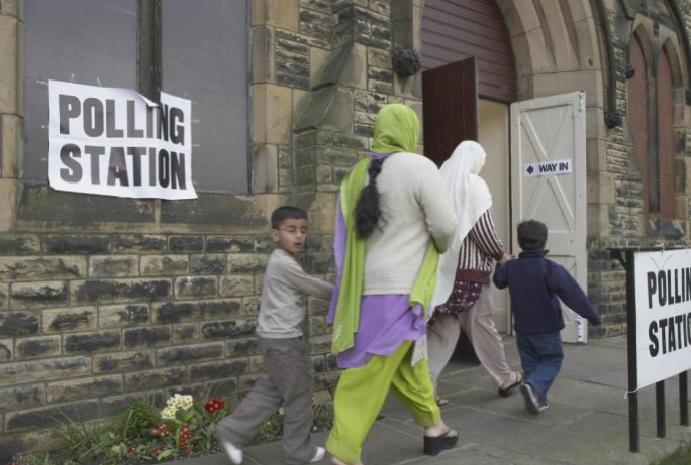 BME groups 'importing US-style suppression' Britain ID plans