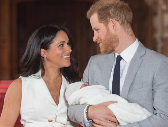 Baby Archie: What is Meghan Markle Prince Harry's son's name?