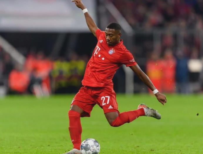 Bayern Munich Hansi Flick insists David Alaba is 'not sale' Chelsea