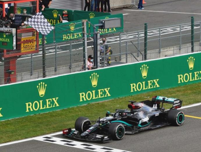 Belgian Grand Prix LIVE result: Latest updates F1 Lewis Hamilton wins Spa