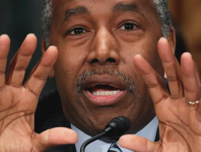 Ben Carson says conditions are 'quite nice'