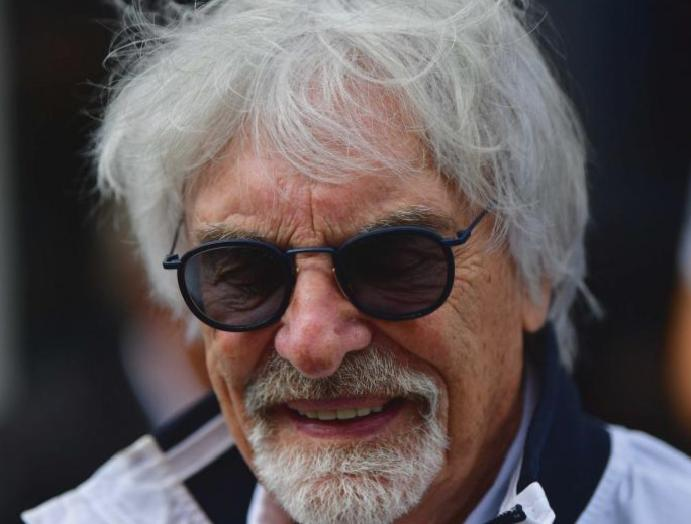 Bernie Ecclestone says 'in cases are racist people'