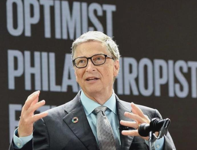 Bill Gates says businesses coronavirus pandemic: 'US has passed this'
