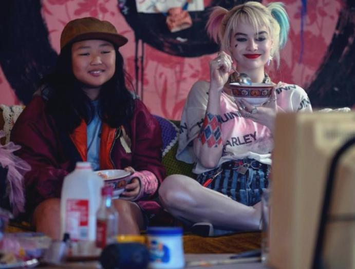 Birds Prey review: Its sequin-encrusted girliness bone-smashing is Harley Quinn tee
