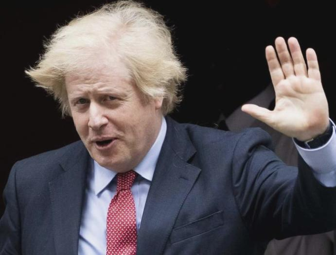 Black Lives Matter: Boris Johnson says protesters focusing 'enough stuff'