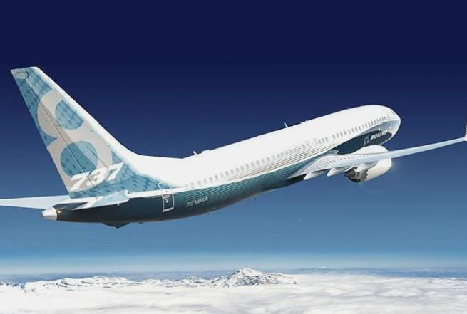 Boeing swings 737 Max