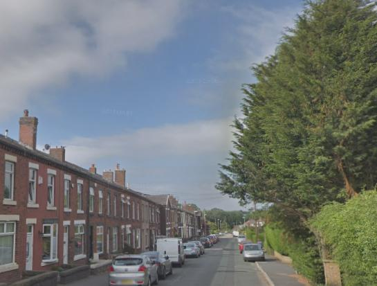 Bolton murder: Two men 70s arrested