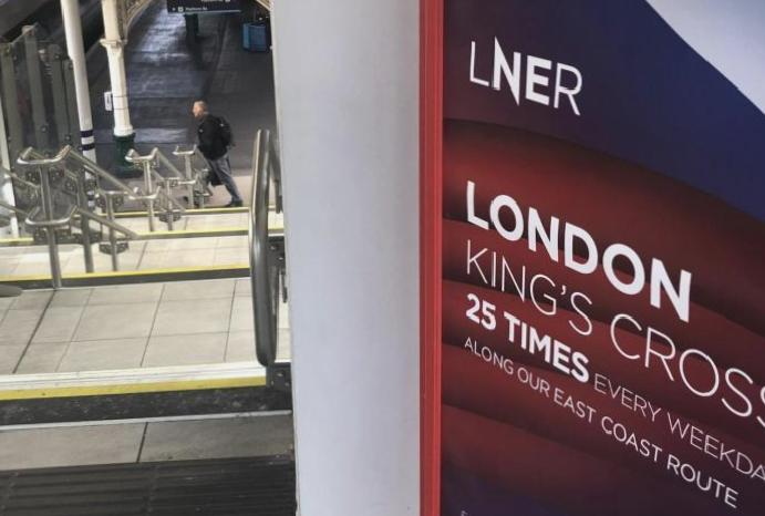 Book turned away, says LNER