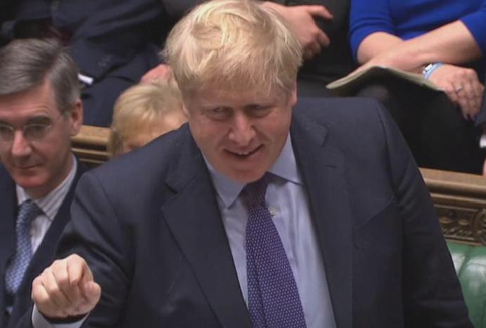 Boris Johnson's 'Australian-style deal' is 'code no-deal', EU says