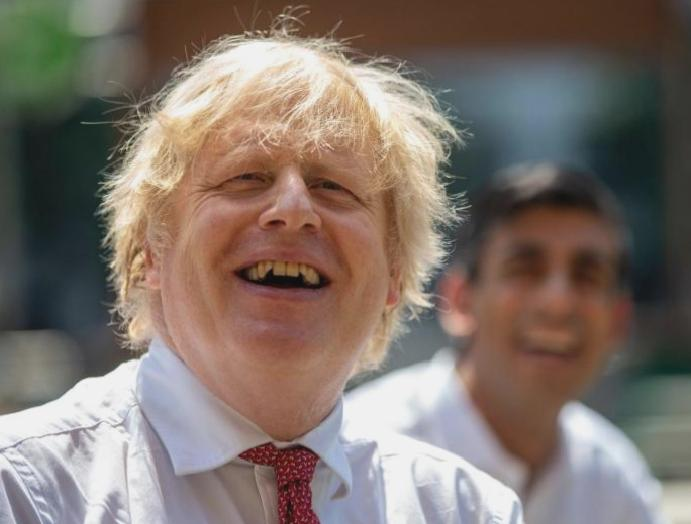 Boris Johnson's handling coronavirus is adapted TV