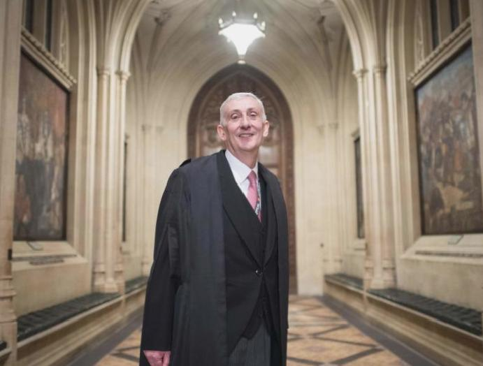 Brexit: Big Ben Britain's EU, says Speaker Lindsay Hoyle