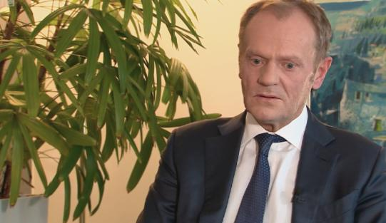 Brexit: Scotland 'enthusiastically' welcomed EU wins independence, says Tusk