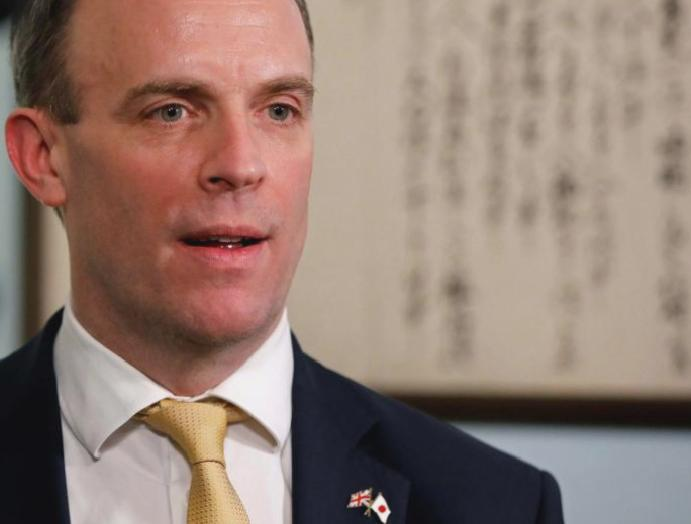 Britain 'reasonably confident' US Huawei concerns, says Raab