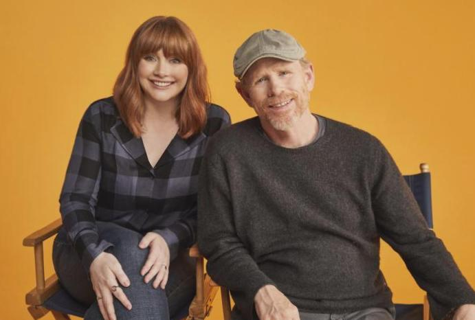 Bryce Dallas Howard's shows hands-on dads