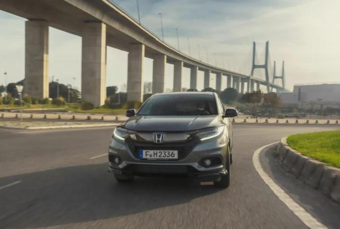 Car review: Honda HR-V – unwanted parting