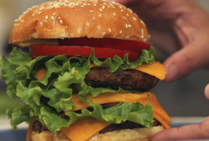Cargill, 'the worst world', meat-free burgers