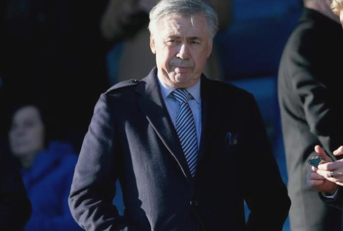 Carlo Ancelotti 'already loving Everton', says Bill Kenwright