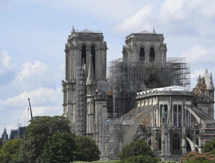 Christmas Notre Dame cancelled 200 years